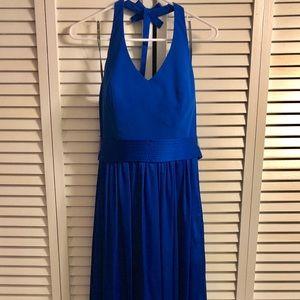 Beautiful Royal blue Vera Wang dress